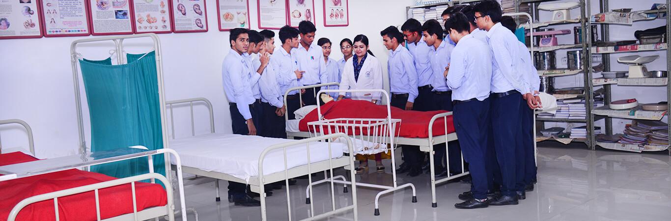 Soni Nursing College - Soni Group of Hospitals