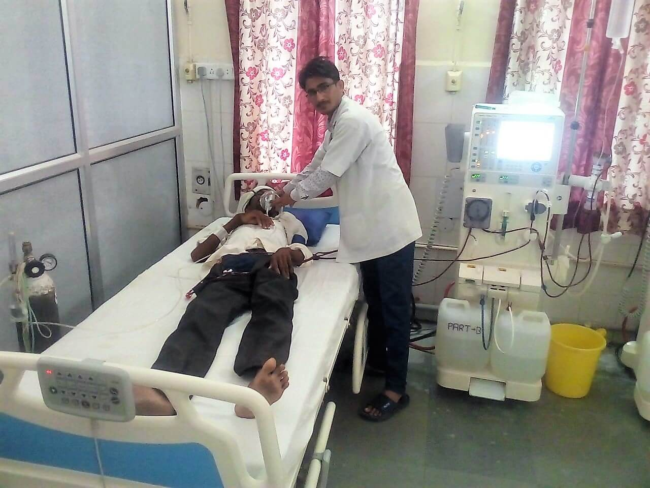 Soni Dialysis Centres - Soni Group of Hospitals
